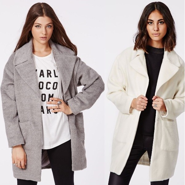 Шьем пальто-кокон