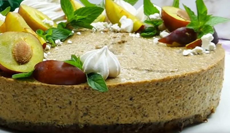 Низкокалорийный муссовый торт - находка для сладкоежек