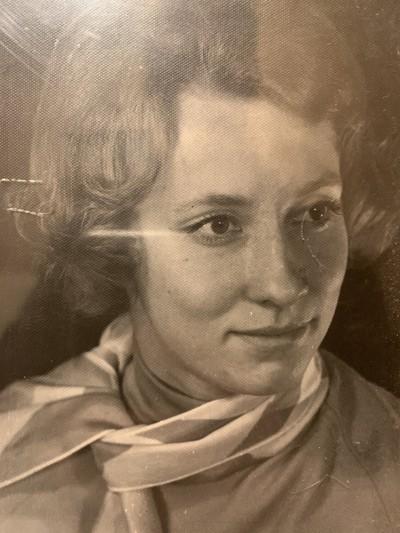 Вера Глухова, Москва