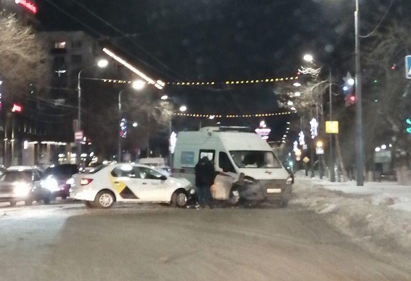 В ГИБДД назвали самые опасные перекрестки Оренбурга