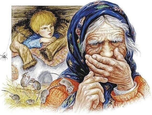 Ей было восемьдесят два...  Ей было восемьдесят два, давно шли дни на убыль. Не для себя она жила, считая каждый рубль. Жила для внука и детей, носки крючком вязала, Но часто не спала ночей, ворочалась, вздыхала. Да, очень больно, хоть убей...