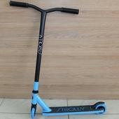 Трюковой Самокат Алюминиевый STROLLY STR-038 (2021) Голубой