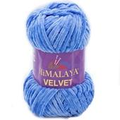 Пряжа Himalaya Velvet цвет 90027