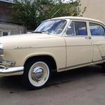 ГАЗ 21 Волга 1962