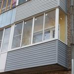 Балконы и лоджии под ключ в Рыбинске - компания Идеал