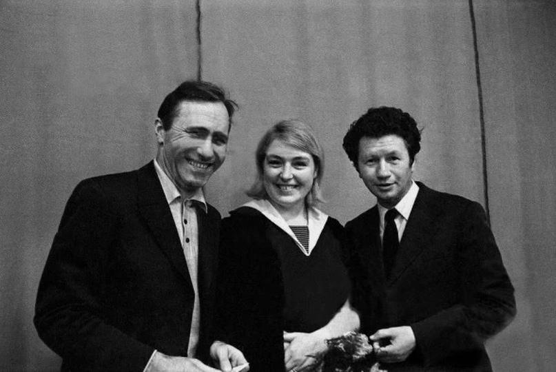 Всесоюзный кинофестиваль в Баку, 1974 год.