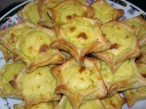 Шаньги  Ша́ньга — хлебобулочное изделие из пресного или дрожжевого,...