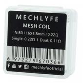 Mechlyfe Mesh Coil Ni80 0.22Ohm