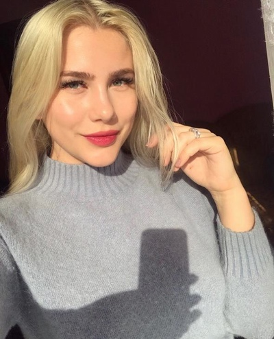 Елизавета Иванова, Москва