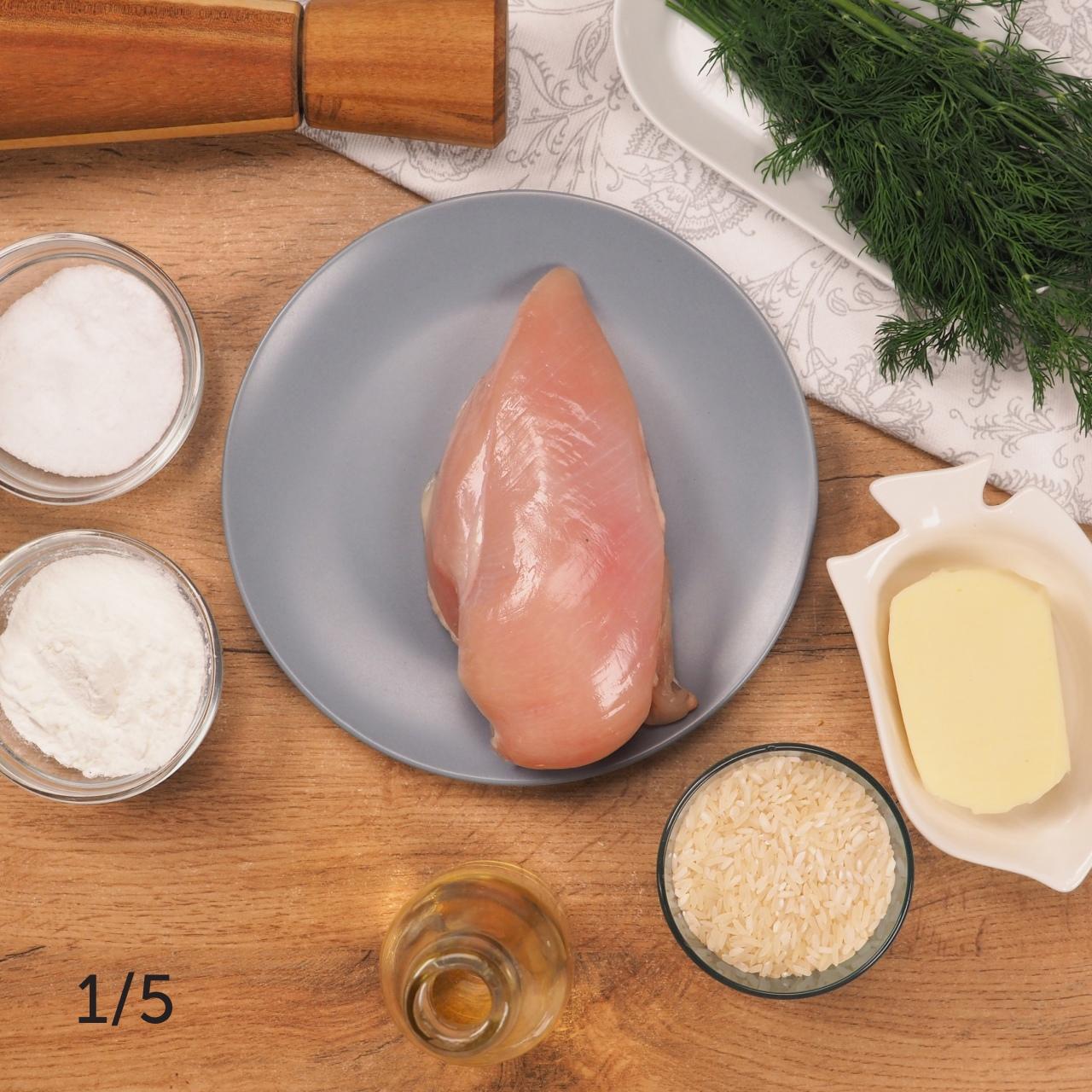 Котлеты из куриной грудки с сыром 😋