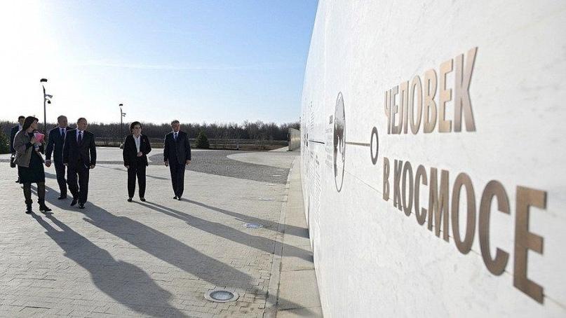 Президент согласился сделать энгельсский Парк покорителей космоса федеральным музеем