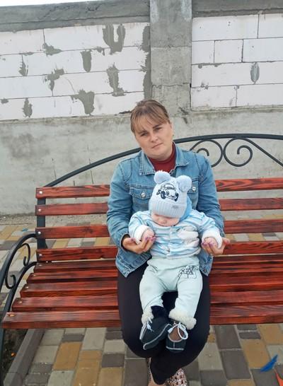 Ирина Сунцова, Одесса