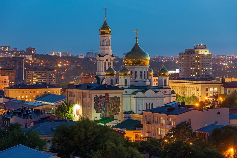 Доброй ночи, Ростов ????  #фото@rostovnadonu
