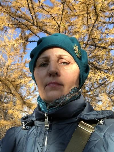 Людмила Куренкова, Красноярск