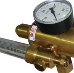 ECO saver AR/CO2 200/4 бар, 30 л/мин, вх. G3/4, вых G1/4