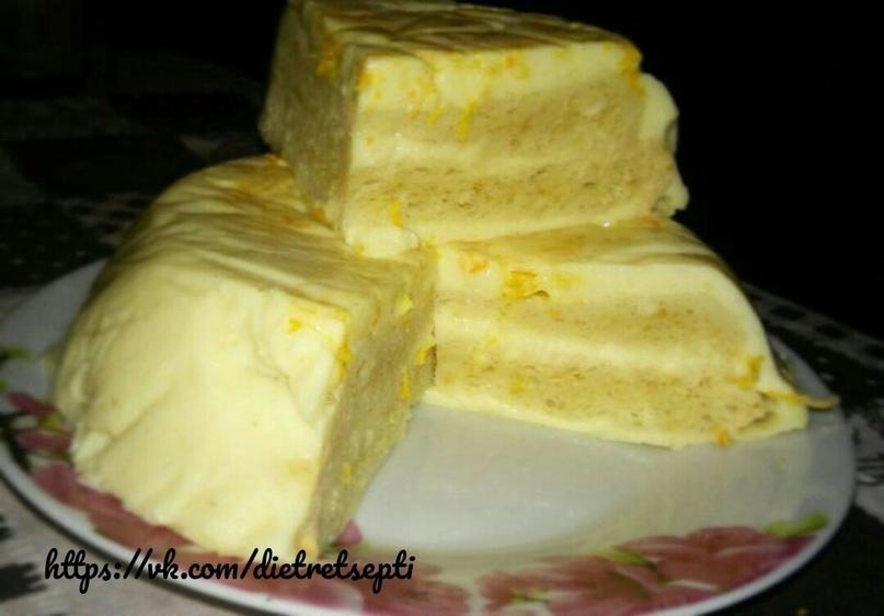 Лимонный торт по рецепту lena  в исполнении Алены Бегларян