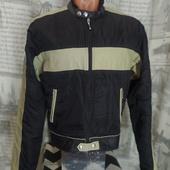 (О332)Мотокуртка текстиль Cordon, размер S/M