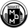 MAKET-MDM. Макетная студия & интернет-магазин