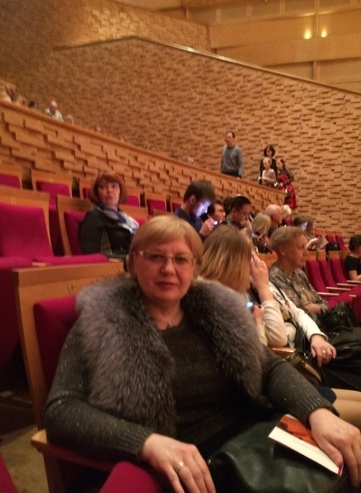 Светлана Морозова, Санкт-Петербург