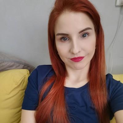 Ирина Медведева, Красноярск