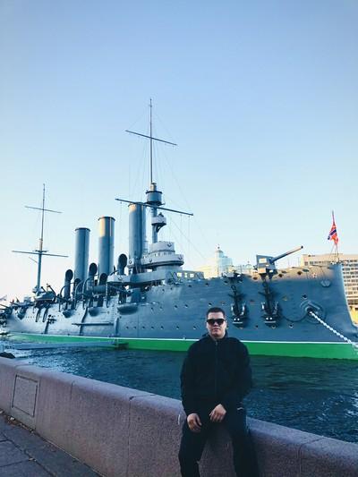 Виктор Дмитриевич, Москва