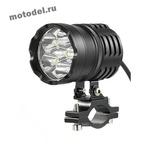 Мощный свет SBW W60 LED (ходовые огни) на мотоцикл, квадроцикл, снегоход, цена за штуку.