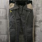 (О1064)Мотоштаны текстиль Polo road (Германия), р-р XL