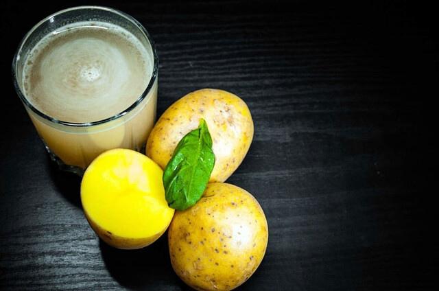 Польза, свойства картофельного сока для организма человека 🌿