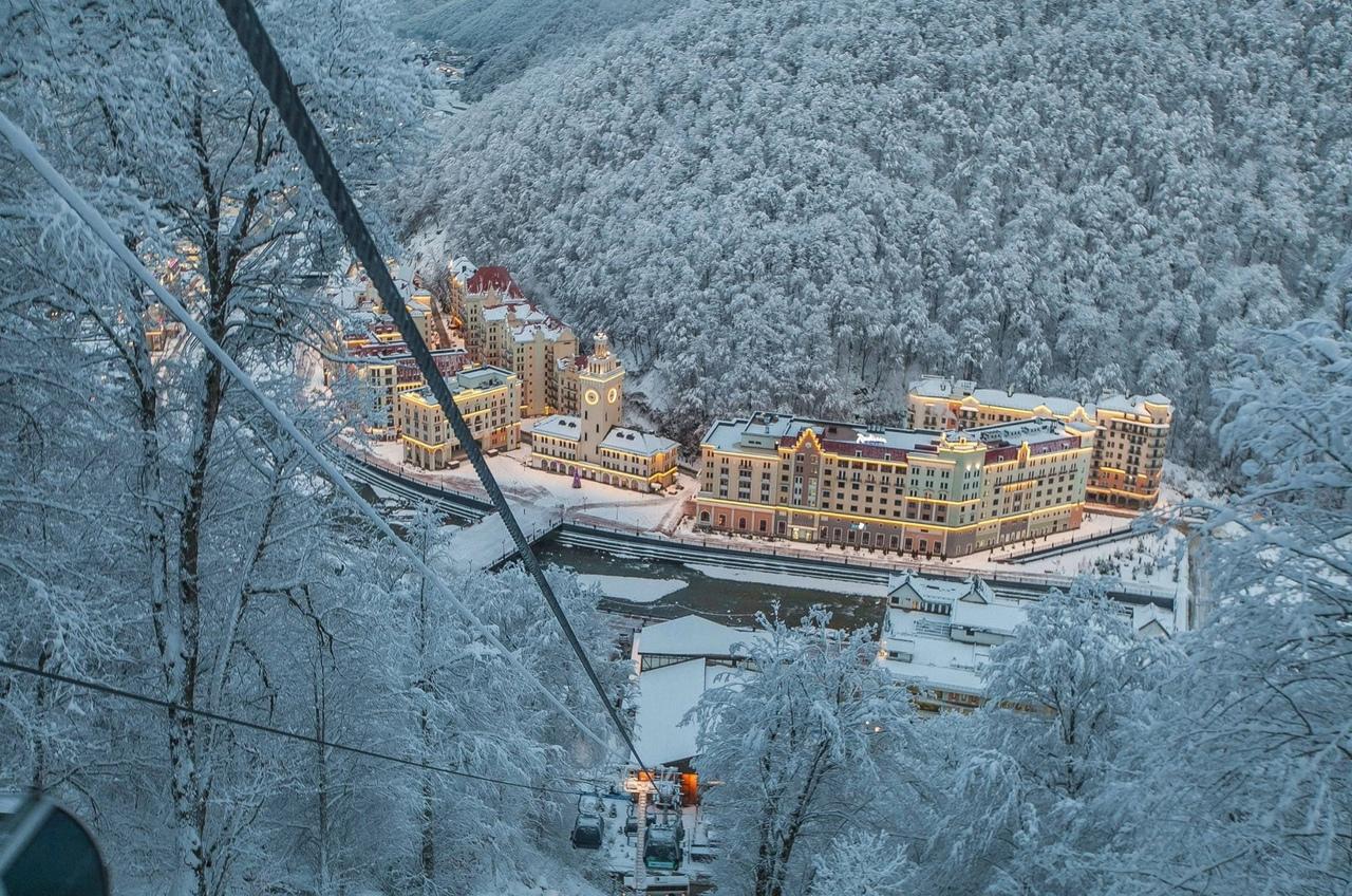 В Сочи появится новый горный курорт «Долина Васта», который внесет город в десят...