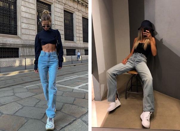 ТОП-3 главных тенденции денима: самые модные джинсы