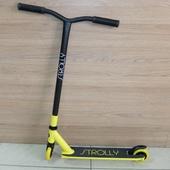 Трюковой Самокат Алюминиевый STROLLY STR-038 (2021) Желтый