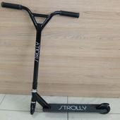 Трюковой Самокат STROLLY STR-036 (2021) Черный