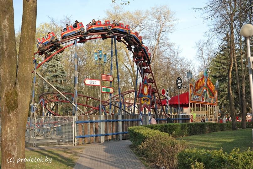 В городских парках аттракционы заработают 28 апреля: во сколько приходить и на к...
