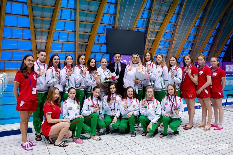С 20 по 22 апреля в Казани во дворце водных видов спорта проходит чемпионат Росс...