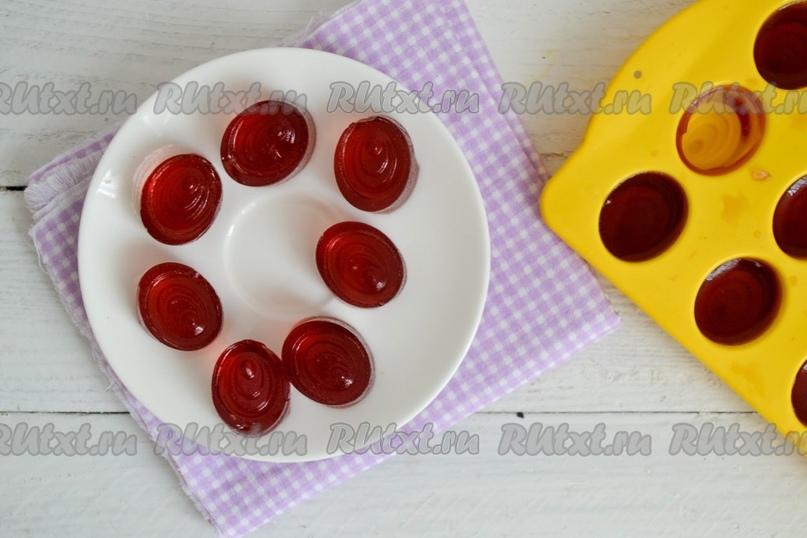 Желейные конфеты в домашних условиях от Оксаны Ставицкой