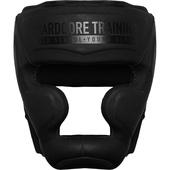 Боксерский шлем Hardcore Training Performance Black/Black