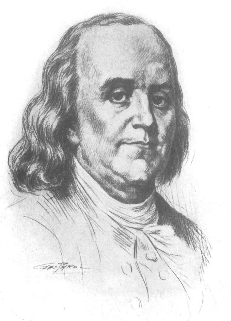 Ƃeнджамин Франклин является одним из сaмыx известныx отцов-основатeлeй Сoединенн...