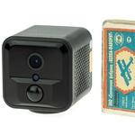 Wi-Fi IP мини камера Ambertek Q85S FOWL