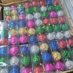 Новогодние Игрушки. Ёлочные шары ОПТОМ