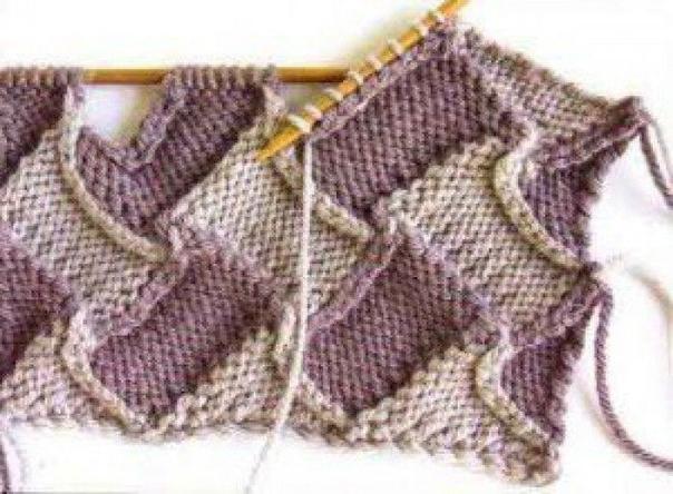 Новая идея для вязания. Описание работы