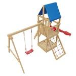 Детский игровой комплекс «7-й Элемент»