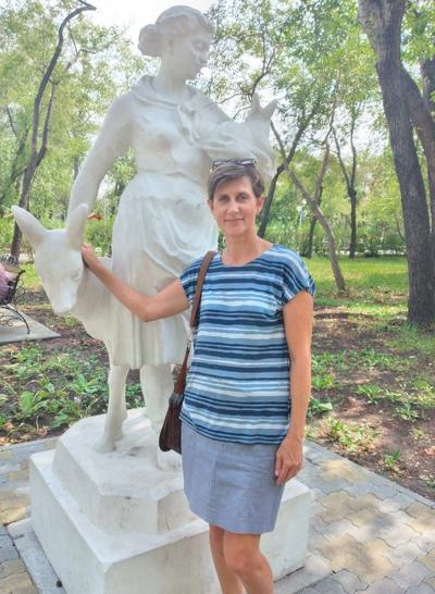 Светлана Пантелеева, Волгоград