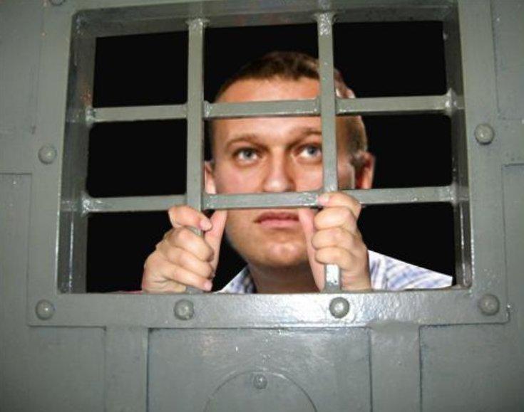 Навальному дали реальный срок