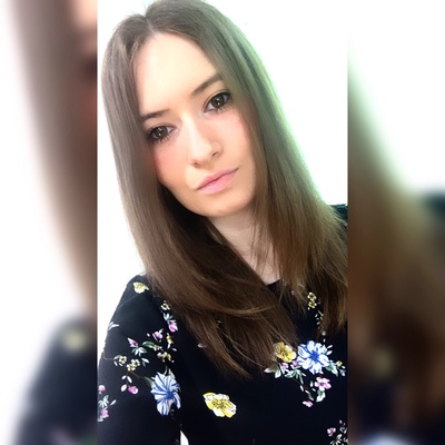 Анастасия Бизина, Киев