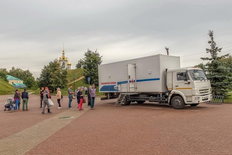 Масштабная прививочная кампания против гриппа стартует в Подмосковье