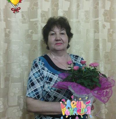 Валентина Бабикова, Нюксеница