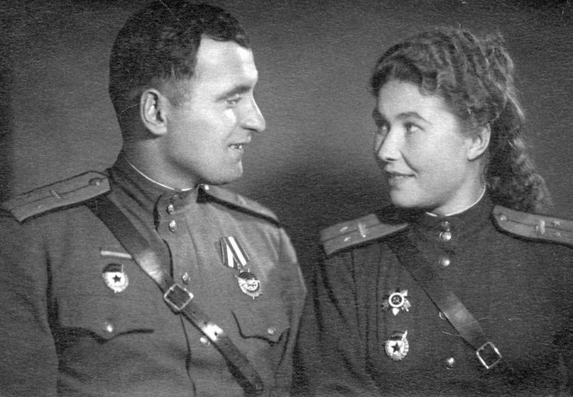 В начале Великой Отечественной войны супруги Александра и Иван Бойко послали на...