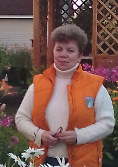 Надежда Серова-Феофанова, Санкт-Петербург