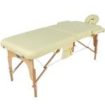 Массажный стол складной деревянный Атлант
