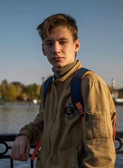 Андрей Дьячков, Череповец